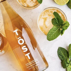 TÖST Non-Alcoholic Sparkling Celebration Drink 12oz