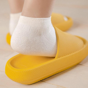 3D Sootheez Extremely Comfy/Thick Slippers (New EVA Technology 2021 with stripes) - 50% OFF