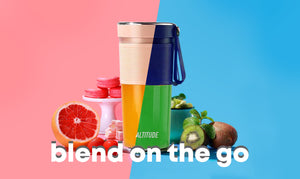 TravelBlend Portable Blender
