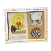 My First Eucharist Book Set for a Girl