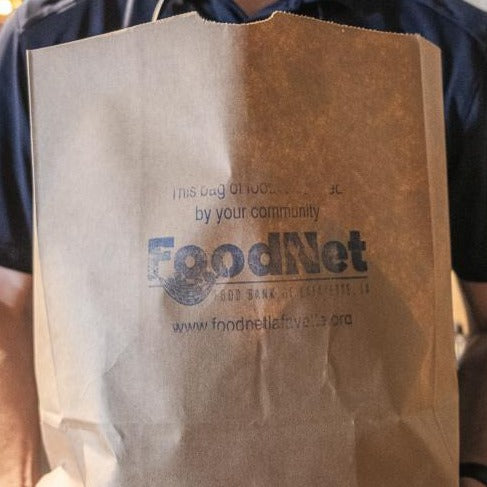 Donation to Reduce Hunger