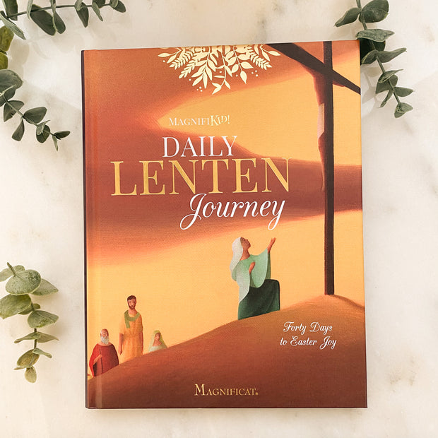 Daily Lenten Journey Magnifikid