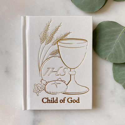 Child of God First Communion Prayer Book