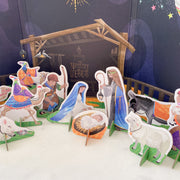 My Pop-Out Nativity