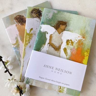 Anne Neilson Trio of Journals