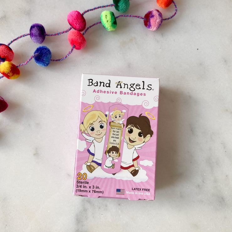 Band Angels | Pink