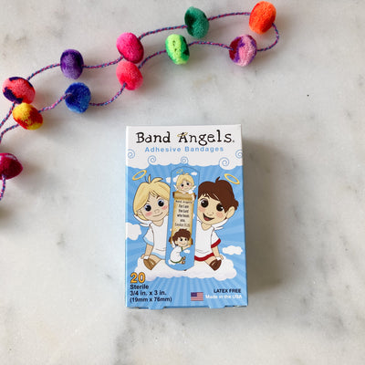 Band Angels | Blue