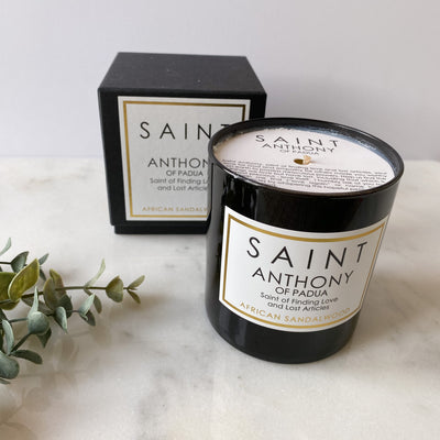 Saint Anthony of Padua - Candle