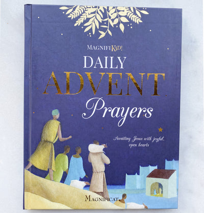 Magnifikid Daily Advent Prayers