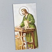 Saint Joseph the Worker Home Sellers Kit