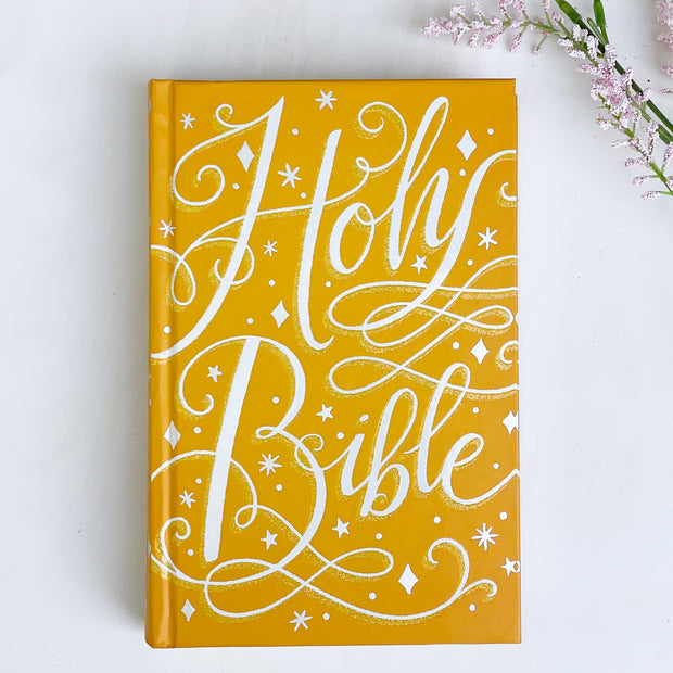 Golden Princess Sparkle Bible (ICB)