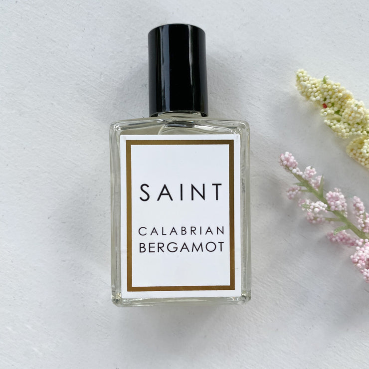 SAINT Roll-On Holy Oil Perfume in St. Cajetan Calabrian Bergamot