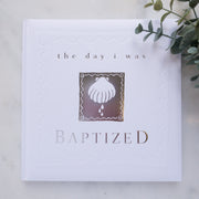 Day I Was Baptized  Record Book