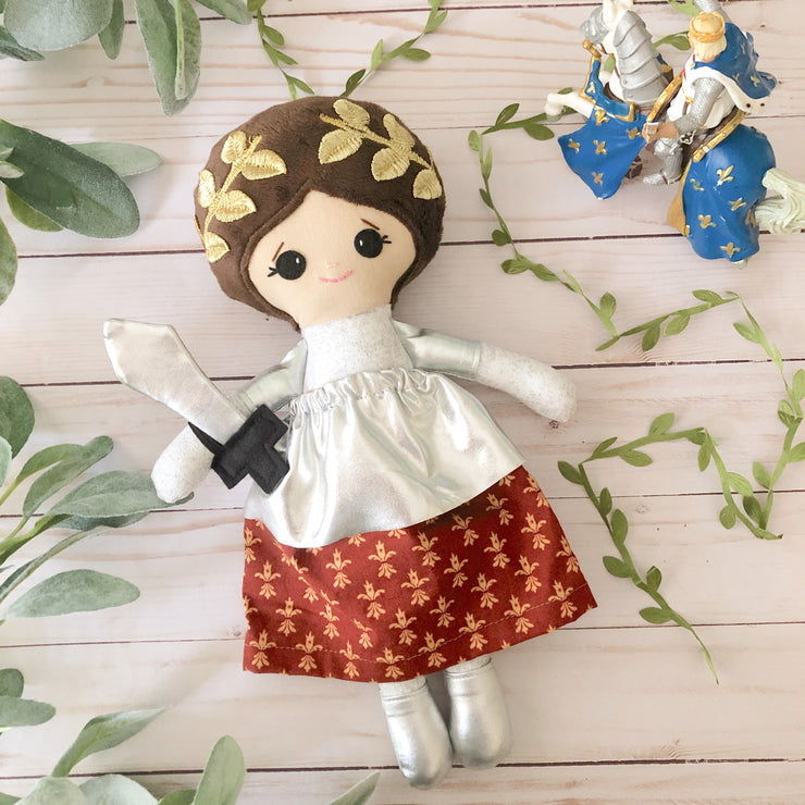 St. Joan of Arc Doll