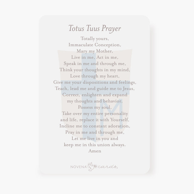 St. John Paul II Prayer Card | Pray for Us | Vatican Design