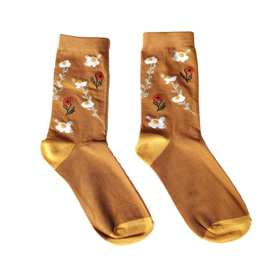 Garden of Mary's Womb Socks