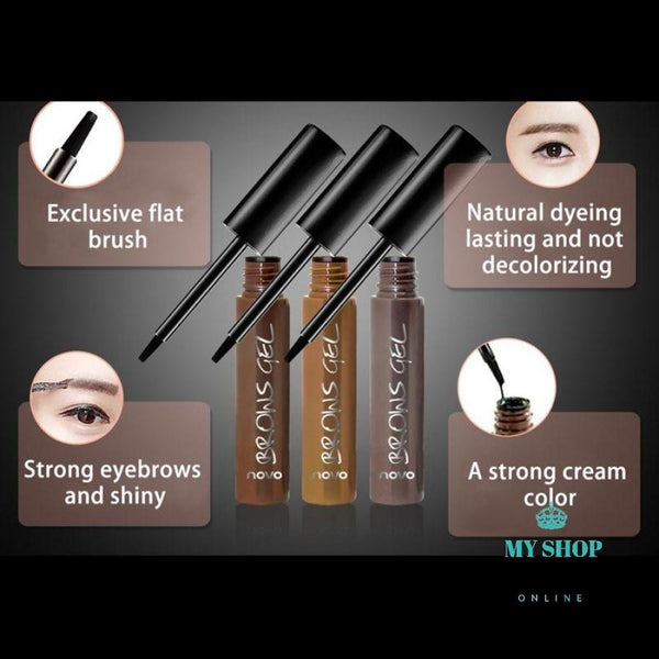 Beauty Peel-Off Eye Brow Tattoo Waterproof Long-Lasting Cosmetic