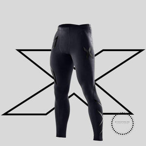 clothing men's compression short board Bermuda men's short paragraph quick-drying 3D24 hours spot X2U trousers MMA - myshoponline.com