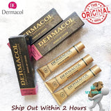 Dermacol Waterproof Makeup Cover - myshoponline.com