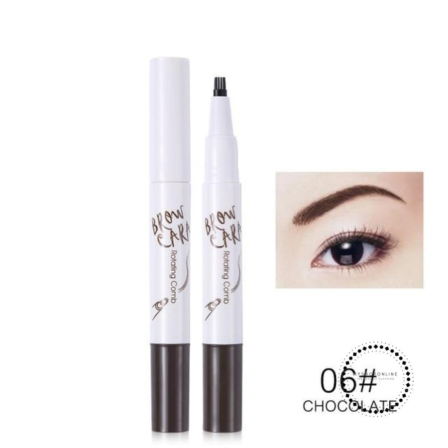 Eyebrow Pencil/ Eye Brow Tattoo Pen Waterproof No6
