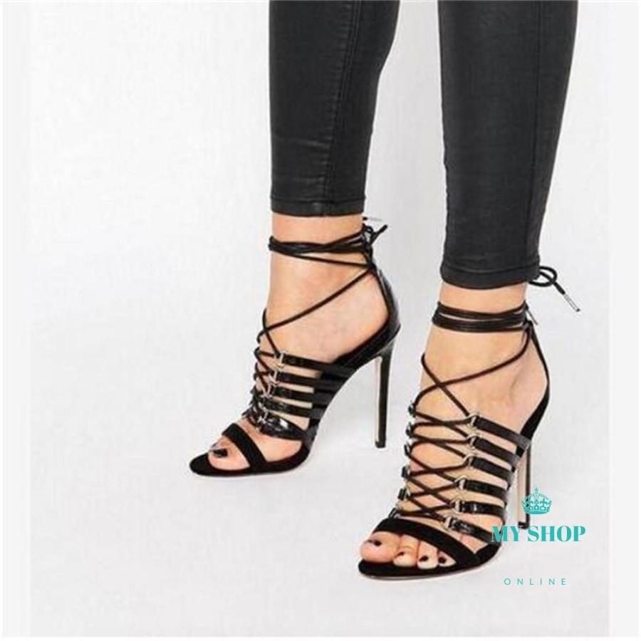 Fashion Gladiator Women Sandals Accesorios