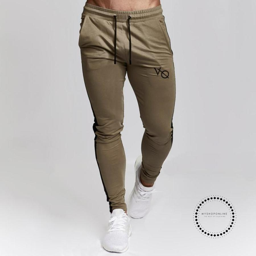 Gyms Mens Joggers Pants Fitness Casual Fashion Brand Sweatpants Bottom Snapback Men