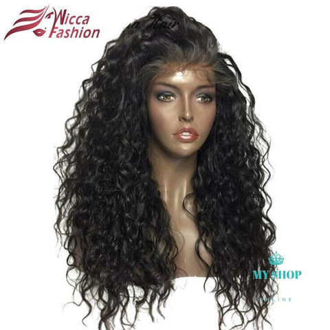 Lace Front Human Hair Wigs 150% Density Frontal Accesorios
