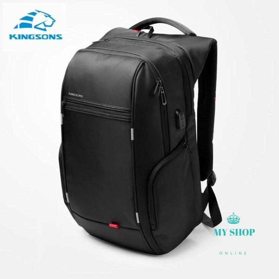 Laptop Backpack External Usb Charge Computer Backpacks Anti-Theft Waterproof Bags For Men