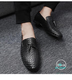 Men Loafers Casual Brown / 6 Accesorios