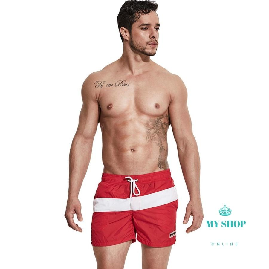 Mens Board Shorts Man Summer Beachwear Sweatpants Bermuda Boardshort Accesorios