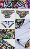 Mens Swimwear Swimming Bikini Swim Shorts Bathing Suit Waterproof Accesorios