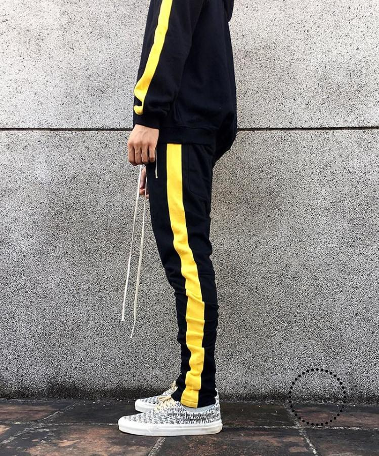 Pants Hip Hop Fashion Urban Clothing Fog Joining Together Jogger