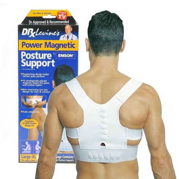 Heating vest men undershirt men's vest electric posture corrector Fever vest corretor de postura eletrico shoulder sharpe