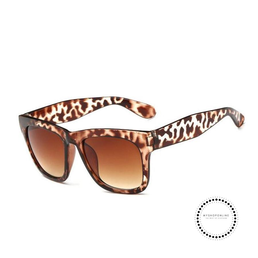 Sunglasses Men Leopard / Color Accesorios