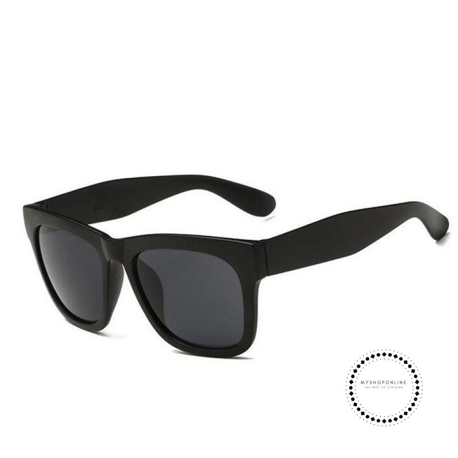 Sunglasses Men Matte Black / Color Accesorios