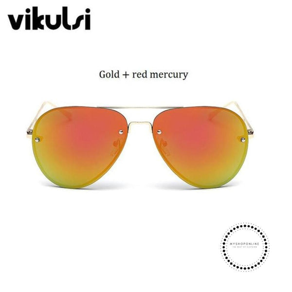 Sunglasses Women A795 Red Mercury Accesorios