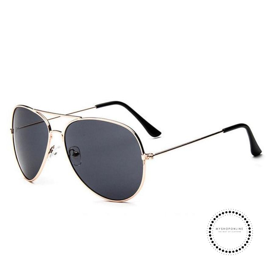 Sunglasses Women And Men Gold F Black / Colors Accesorios