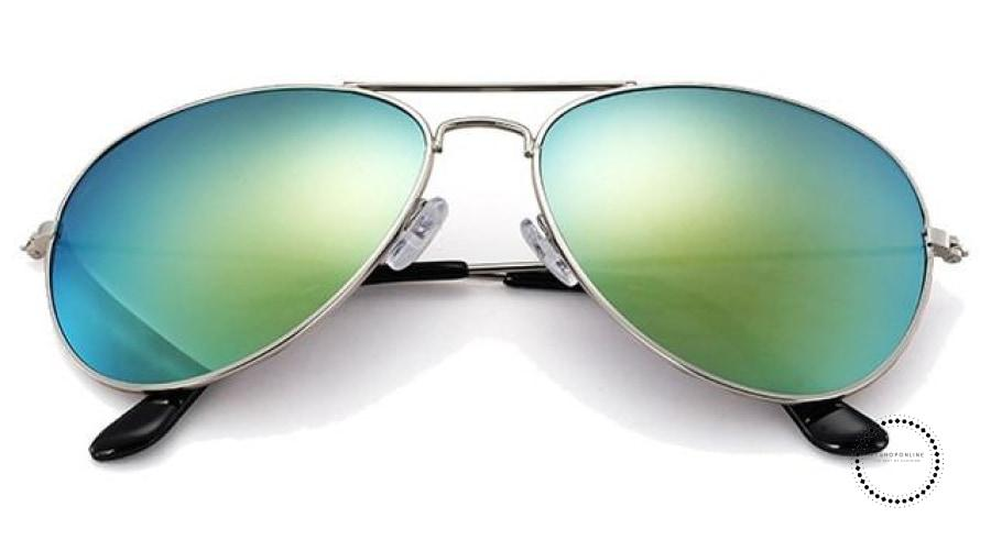 Sunglasses Women And Men Silver F Gold / Colors Accesorios
