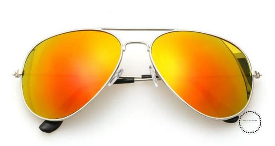 Sunglasses Women And Men Silver F Red / Colors Accesorios