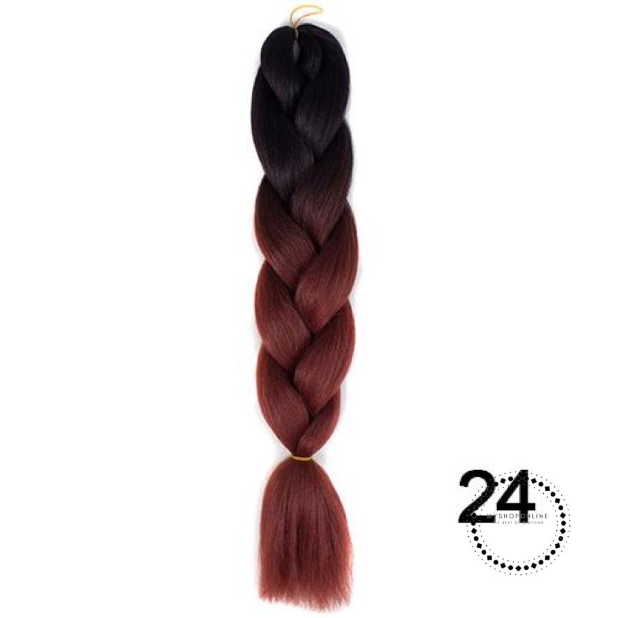 Synthetic Braiding Hair Crochet Blonde Extensions Jumbo Braids Hairstyles #144 / 24Inches Accesorios