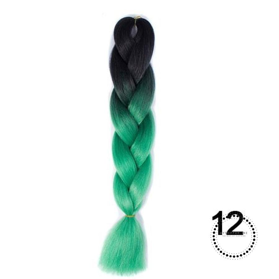 Synthetic Braiding Hair Crochet Blonde Extensions Jumbo Braids Hairstyles #16 / 24Inches Accesorios