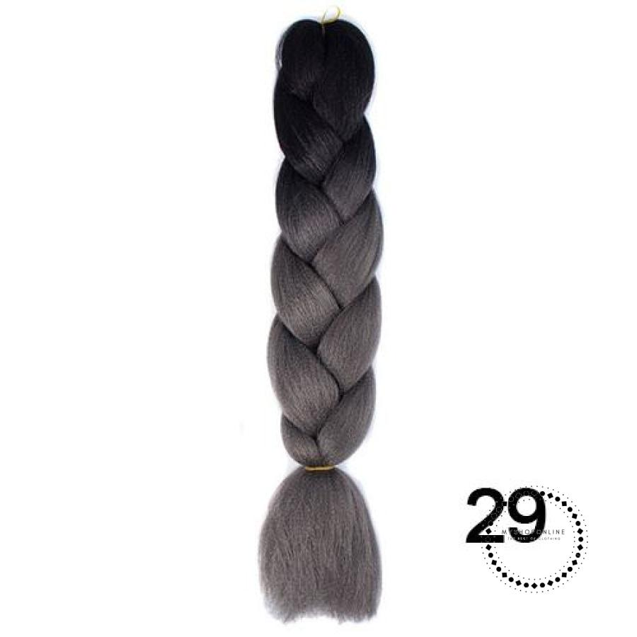 Synthetic Braiding Hair Crochet Blonde Extensions Jumbo Braids Hairstyles P4/24 / 24Inches