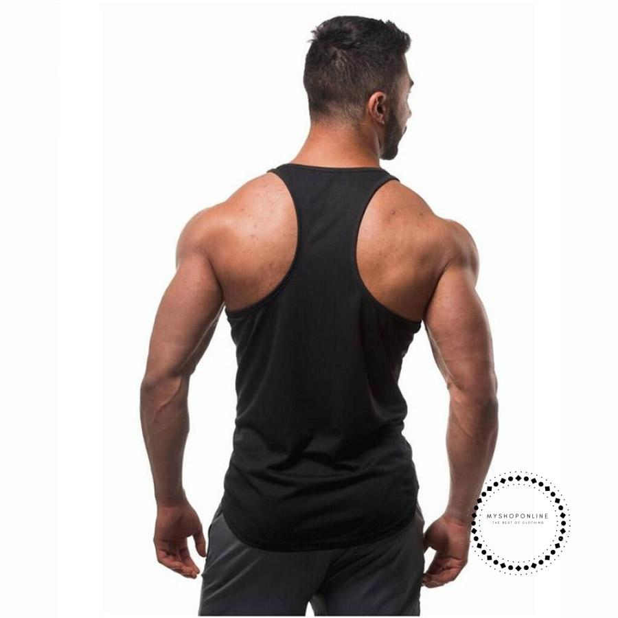 Tank Top Men Bodybuilding Ropa De Hombre 2018 Regatas Masculino Gyms Cotton Fitness Clothing