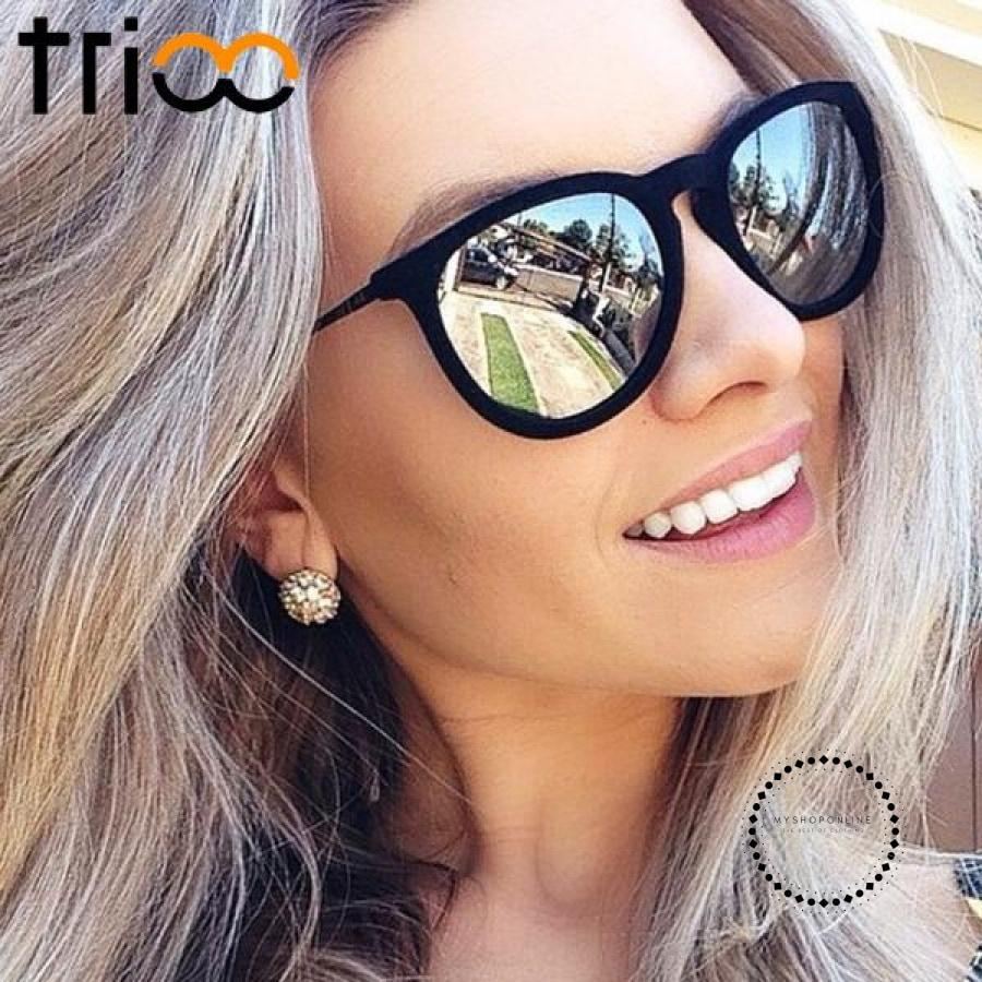 Women Sunglasses Polarized Mirror Accesorios