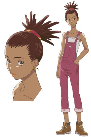 Carole Stanley anime halloween costume for black girls