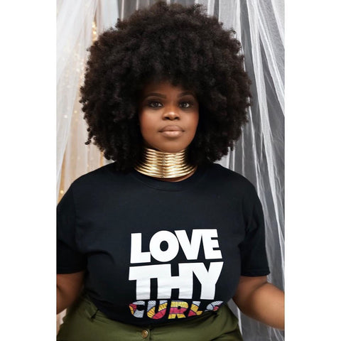 black girls natural curly hair influencers