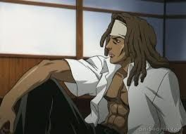 Bob Makihara anime halloween costume for black men