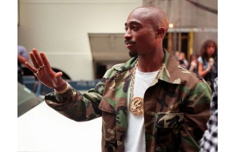 90s army fatigues tupac
