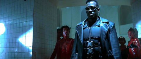 blade halloween costume for black men