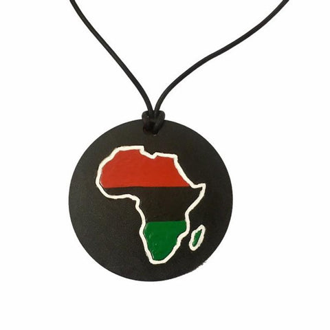 pan african necklace